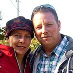 Ghislain Campeau & Sylvie Mahanna, Ferme Holstein Soulanges
